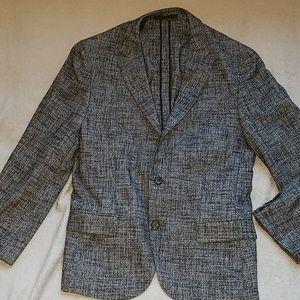 Hugo Boss tweed blazer w extra buttons